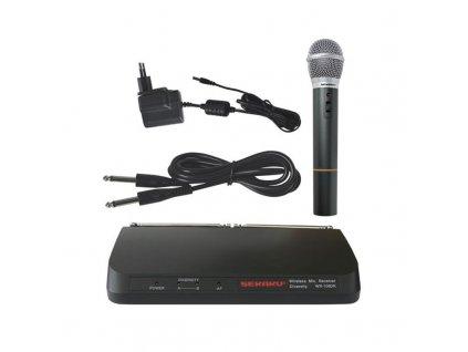 Bezdrátový mikrofonní set Sekaku WR108DR+VXM286TS