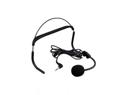 Náhlavní mikrofon HM-26