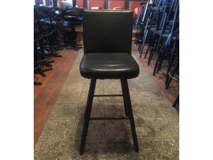 Barová židle NERO 1 - bazar
