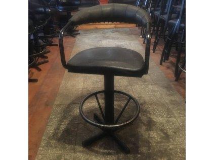 Barová židle HEFA - bazar