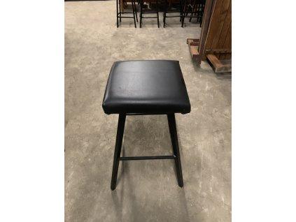 Barová židle bez opěradla - bazar