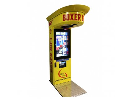 Silový automat Boxer Gift