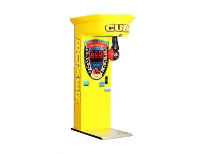 Silový boxovací automat CUBE