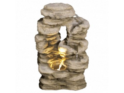 Umělá fontána: Jeskyně
