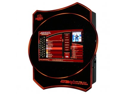 Nástěnný jukebox MURAL II