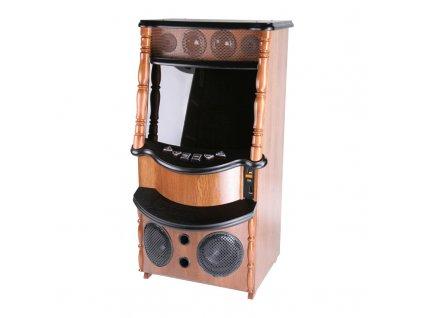 Stojanový jukebox CLASSIC PLUS - audio, video, karaoke, HDMI