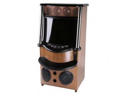 Stojanový jukebox NEW PLUS - audio, video, karaoke, HDMI