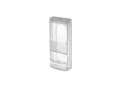 transparentní plastový kryt Alberici