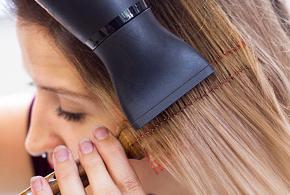 Jak si vyfoukat vlasy jako profesionál