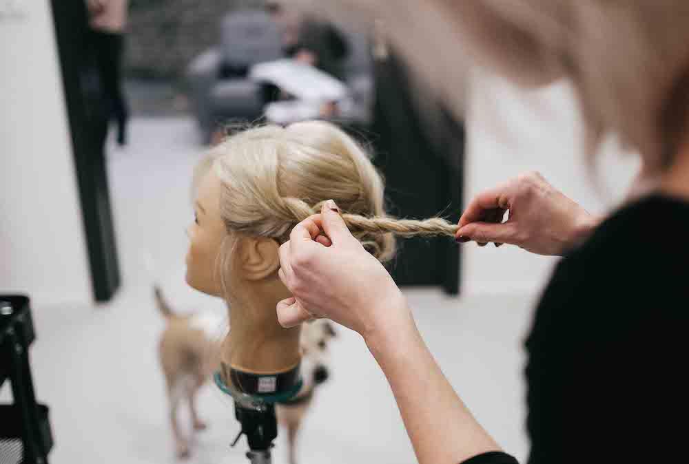 Jak učesat nevěstu