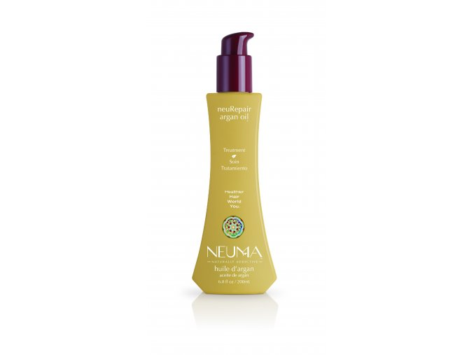 NeuRepairArganOil NewLogo200ml