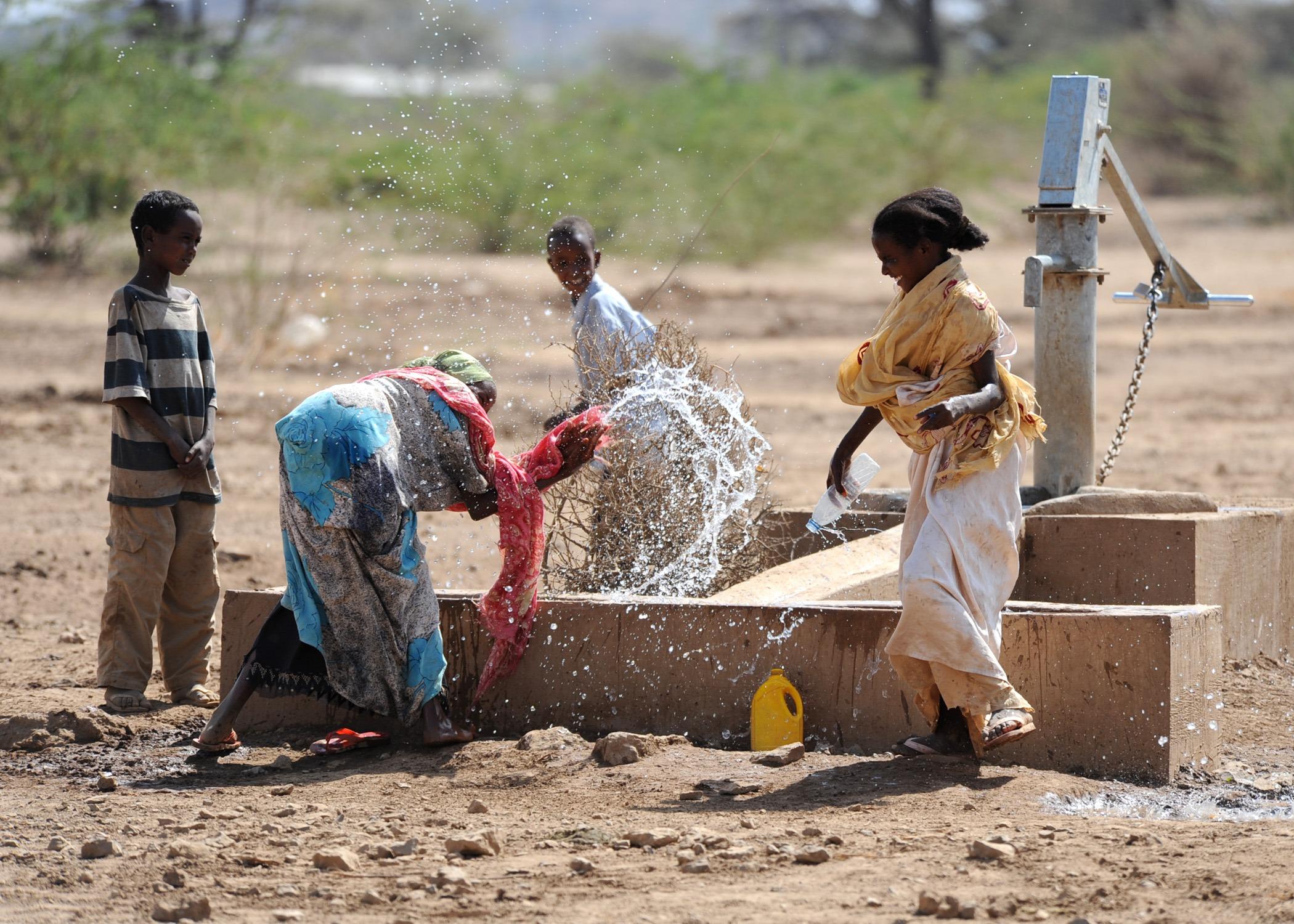 Voda pro Afriku
