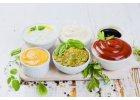 Chilli omáčky k sýrům a grilovanání