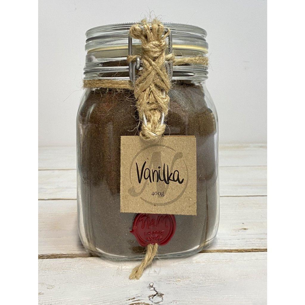 Vanilka mletá - sušená Gastro balení 400g