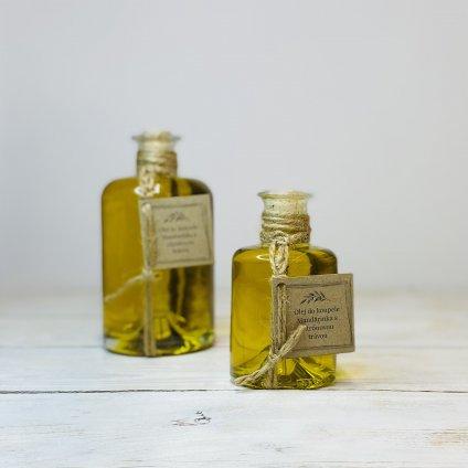 Olej do koupele - Mandarinka s citrónovou trávou