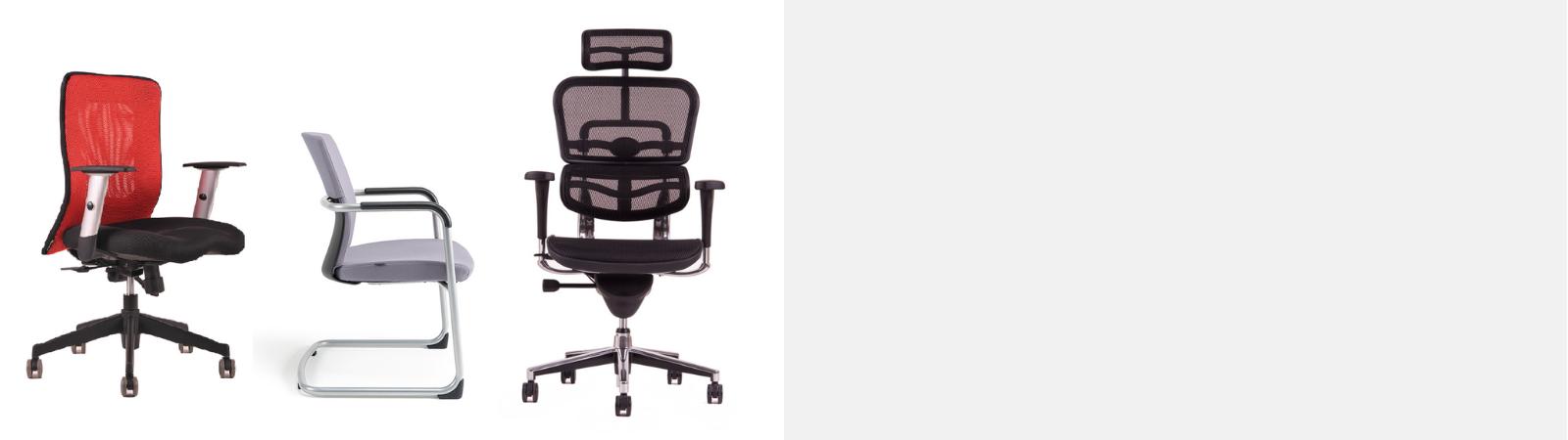 Široká nabídka židlí