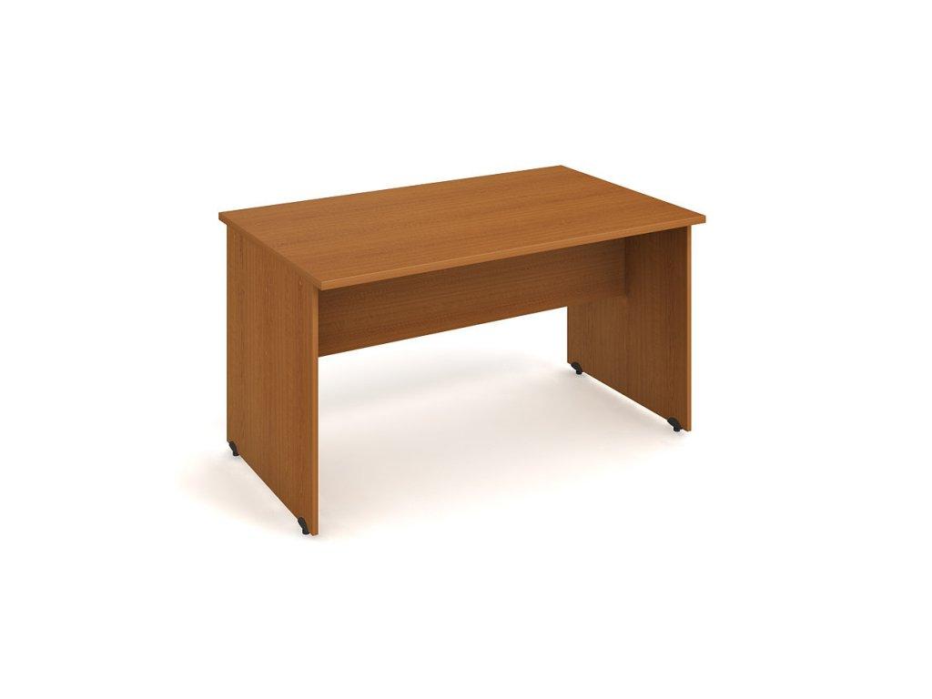 Stůl jednací rovný 140 cm - Hobis Gate GJ 1400
