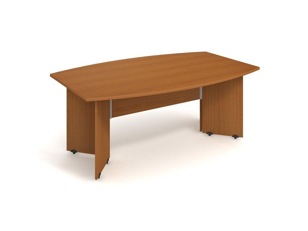 Stůl jednací sud 200 cm - Hobis Gate GJ 200