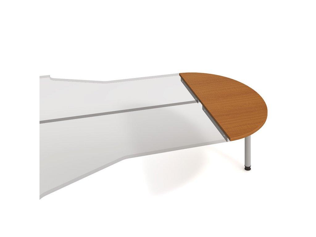 Stůl zakončovací oblouk 160 cm - Hobis Gate GP 160