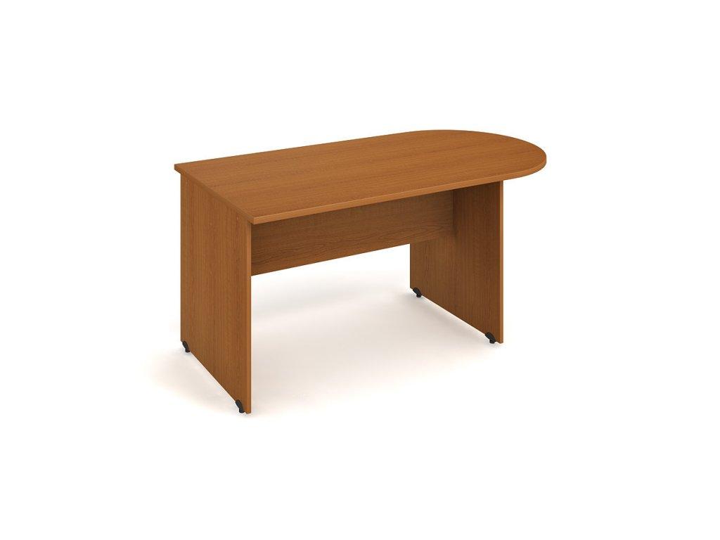 Stůl jednací oblouk 160 cm - Hobis Gate GP 1600 1