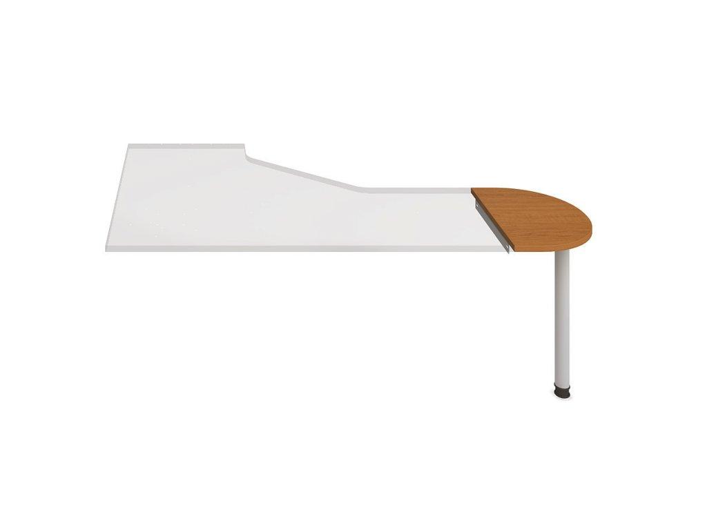 Stůl zakončovací oblouk 60 cm - Hobis Gate GP 60