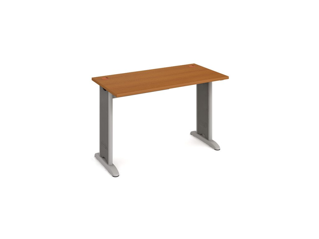 Stůl pracovní rovný 120 cm hl. 60 cm - Hobis Flex FE 1200