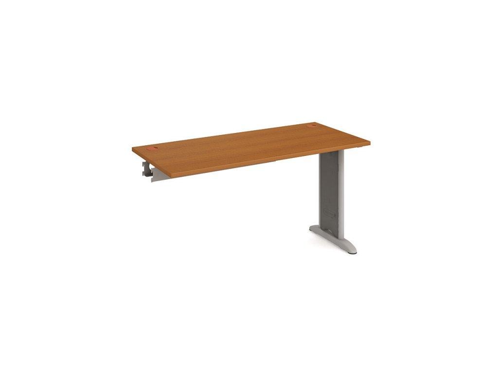 Stůl pracovní řetězící rovný 140 cm hl. 60 cm - Hobis Flex FE 1400 R