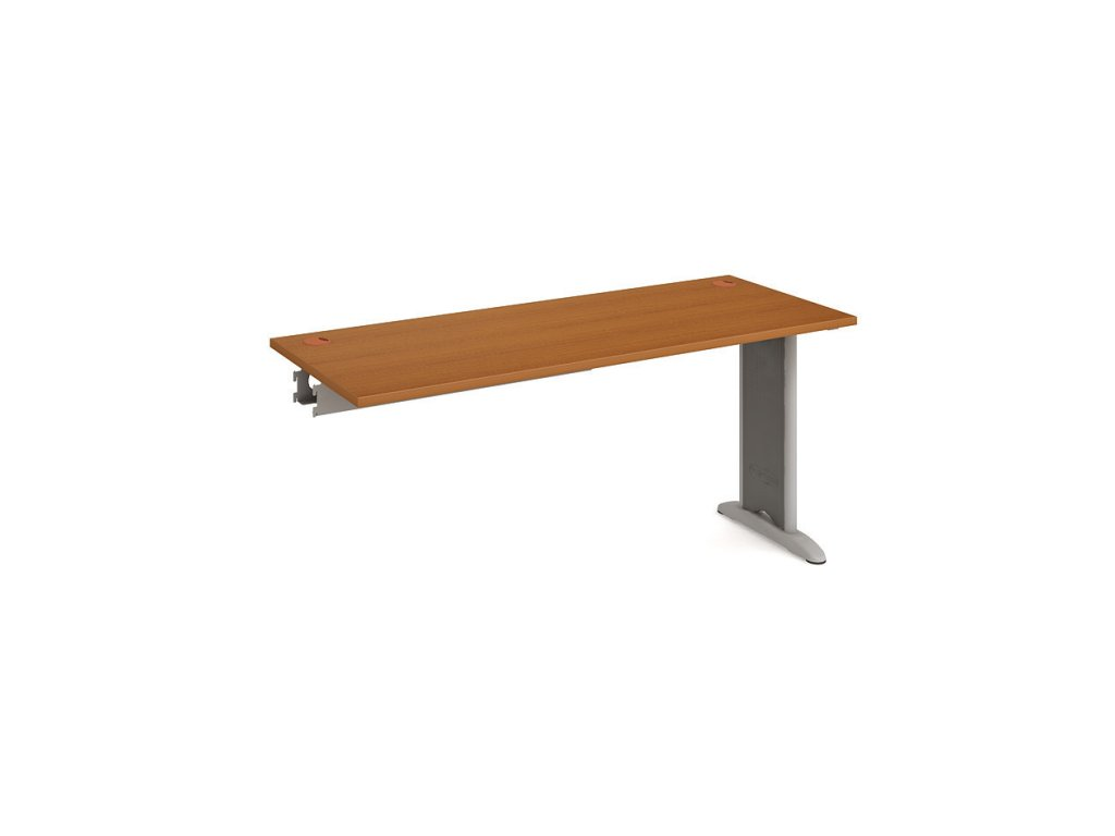 Stůl pracovní řetězící rovný 160 cm hl. 60 cm - Hobis Flex FE 1600 R