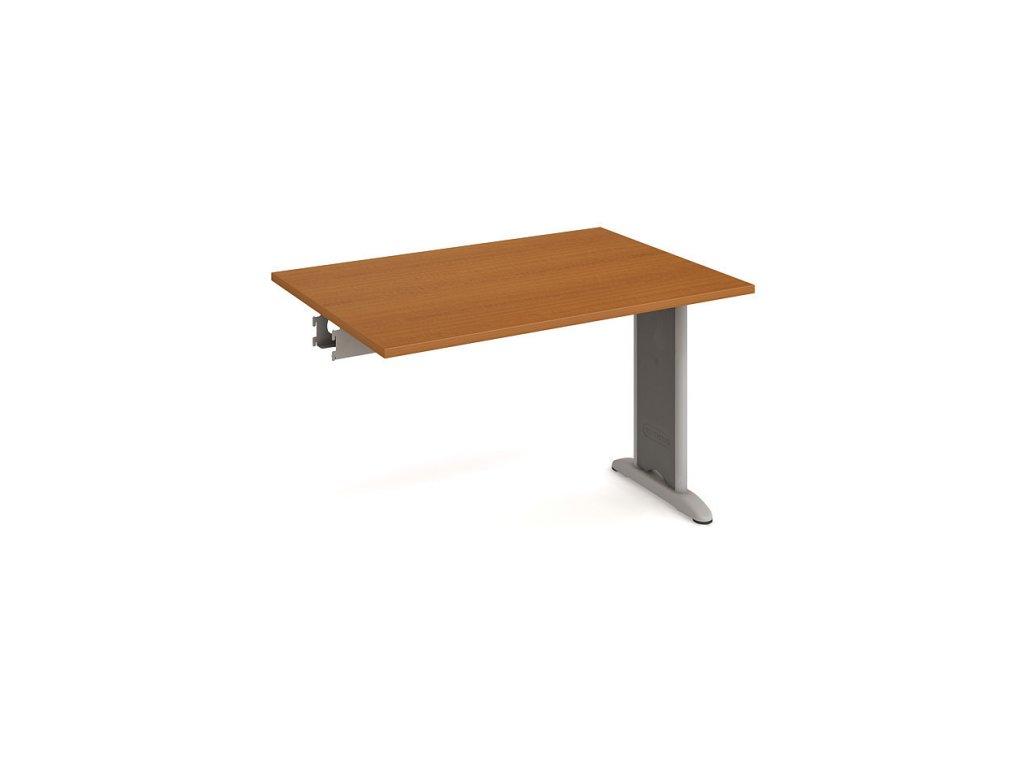 Stůl jednací řetězící rovný 120 cm - Hobis Flex FJ 1200 R