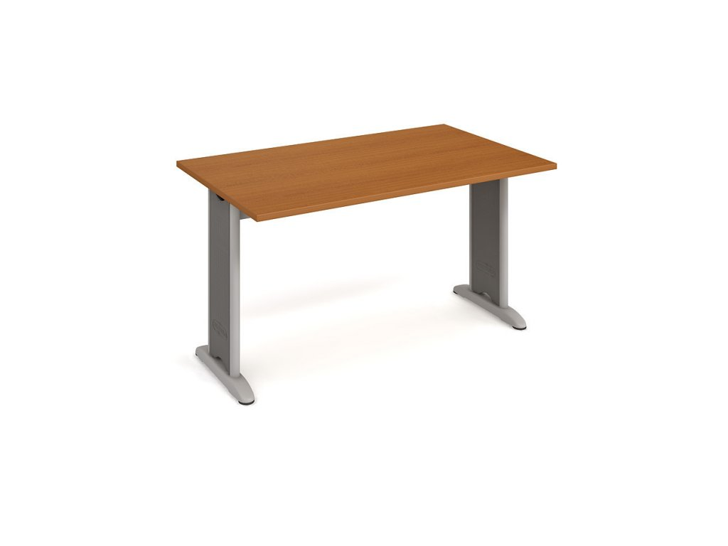 Stůl jednací rovný 140 cm - Hobis Flex FJ 1400
