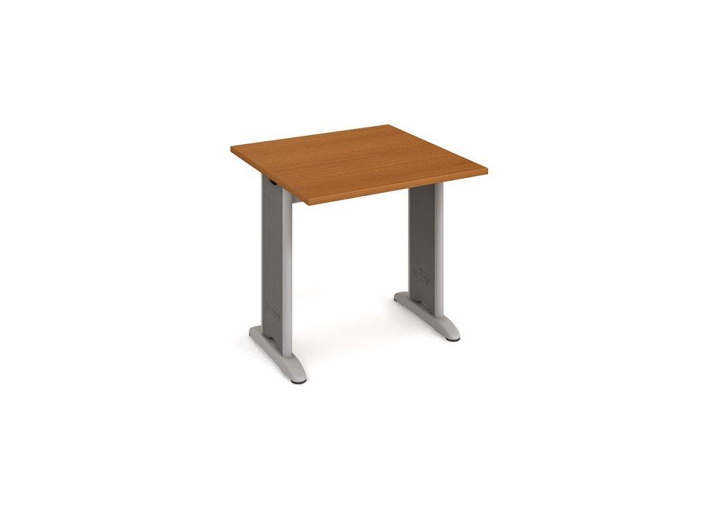 Stůl jednací rovný 80 cm - Hobis Flex FJ 800