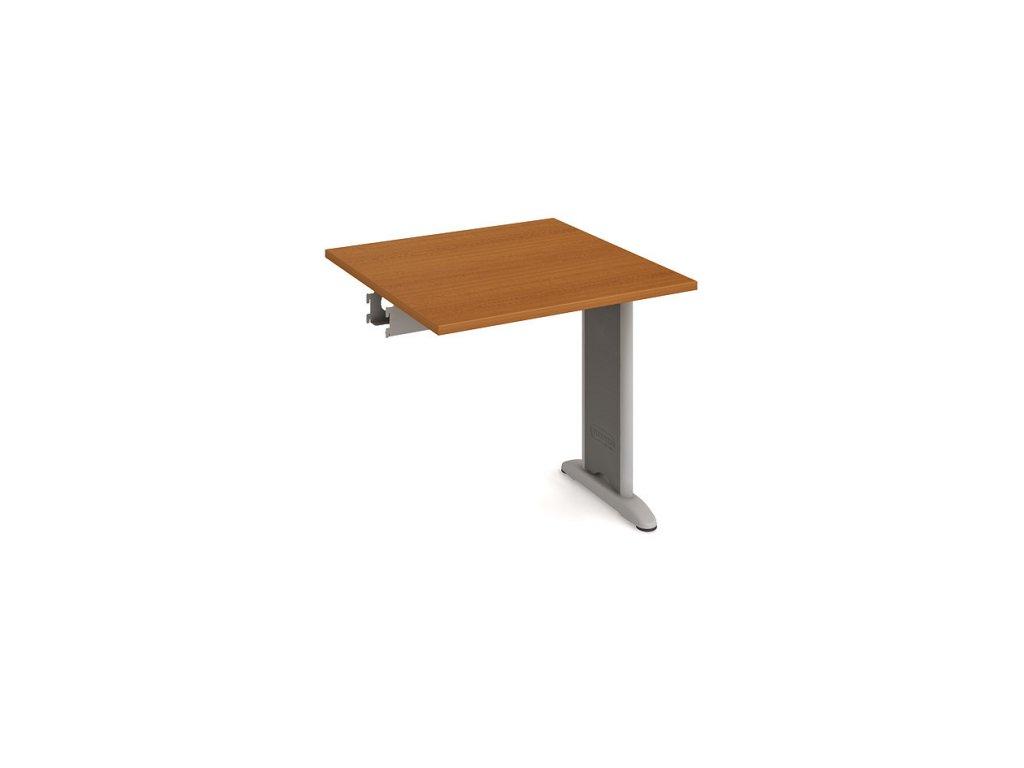 Stůl jednací řetězící rovný 80 cm - Hobis Flex FJ 800 R