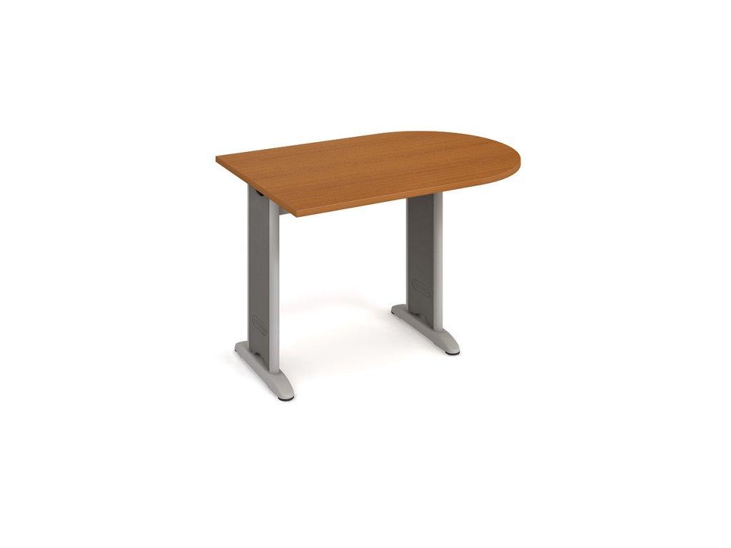 Stůl jednací oblouk 120 cm - Hobis Flex FP 1200 1