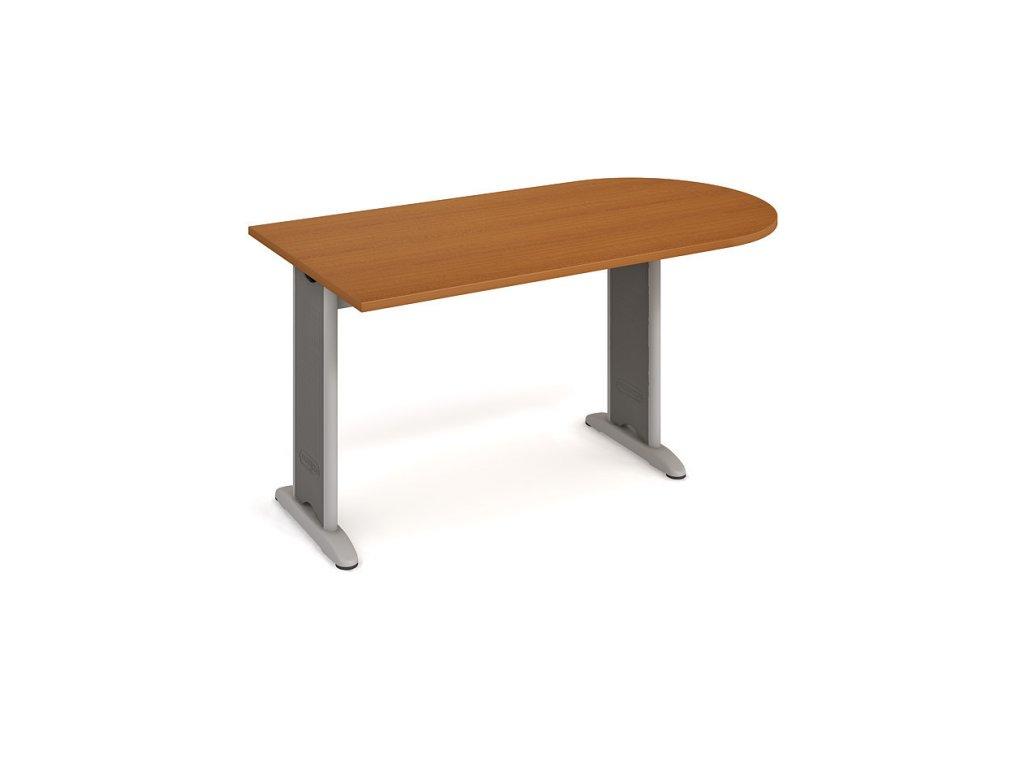 Stůl jednací oblouk 160 cm - Hobis Flex FP 1600 1