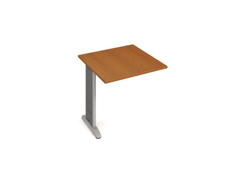 Stůl spojovací  80 cm s podnoží - Hobis Flex FP 801