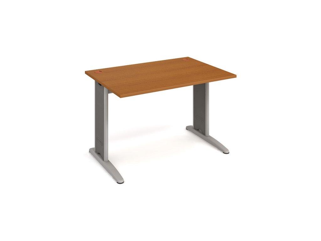 Stůl pracovní rovný 120 cm - Hobis Flex FS 1200