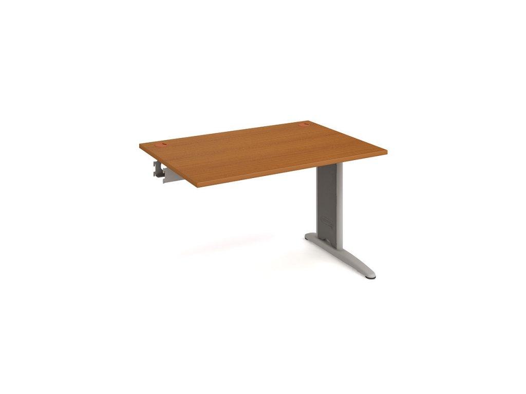 Stůl pracovní řetezící rovný 120 cm - Hobis Flex FS 1200 R