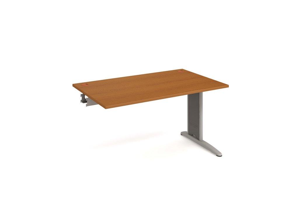 Stůl pracovní řetezící rovný 140 cm - Hobis Flex FS 1400 R