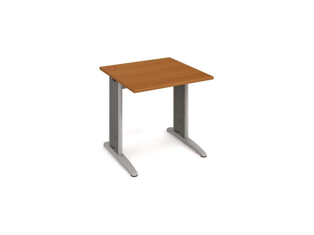 Stůl pracovní rovný 80 cm - Hobis Flex FS 800