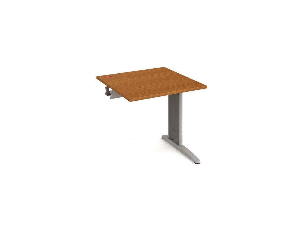 Stůl pracovní řetezící rovný 80 cm - Hobis Flex FS 800 R