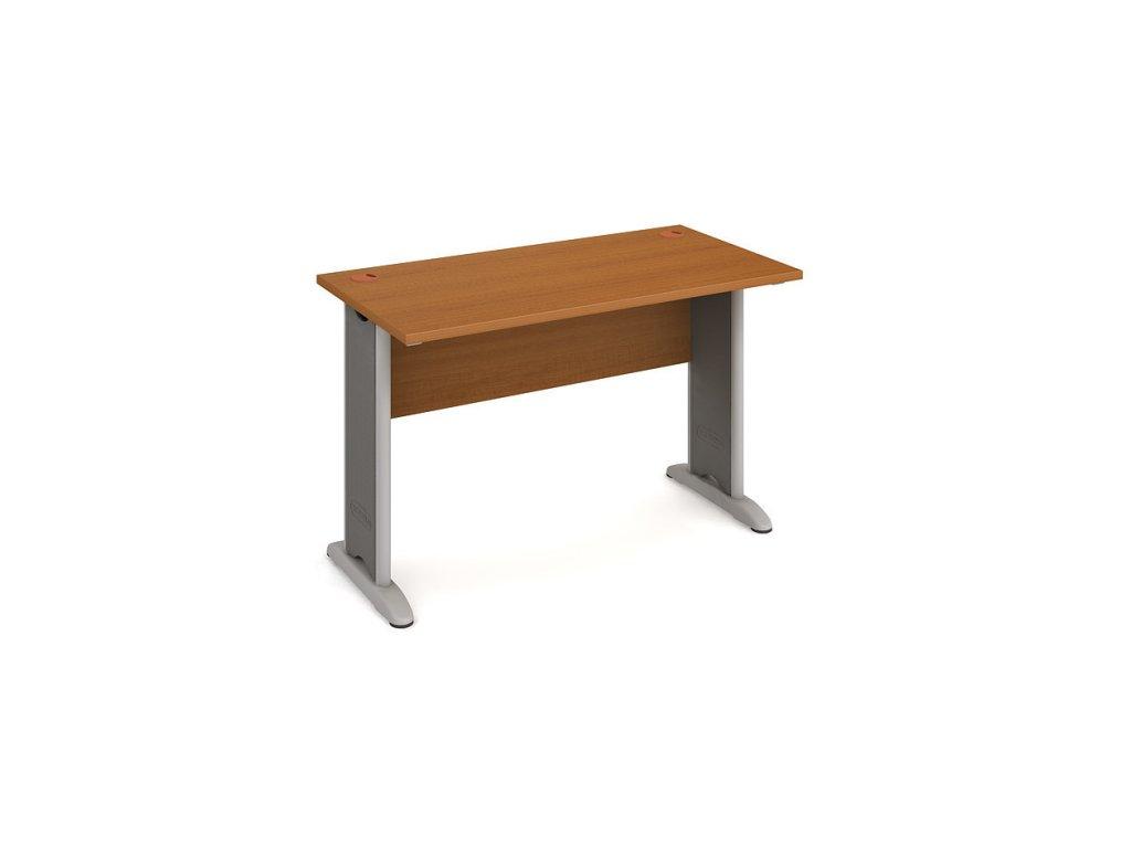 Stůl pracovní rovný 120 cm hl. 60 cm - Hobis Cross CE 1200