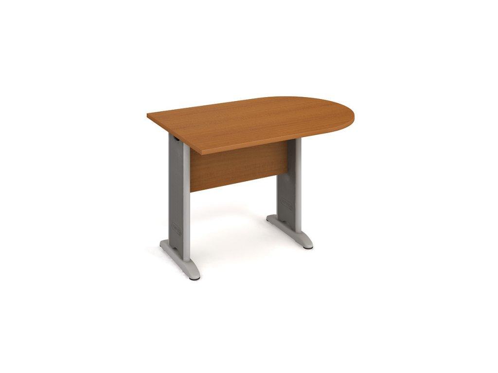 Stůl jednací oblouk 120 cm - Hobis Cross CP 1200 1