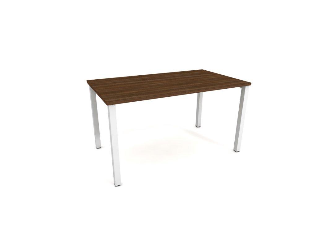 Stůl jednací rovný délky 140 cm - Hobis Uni UJ 1400