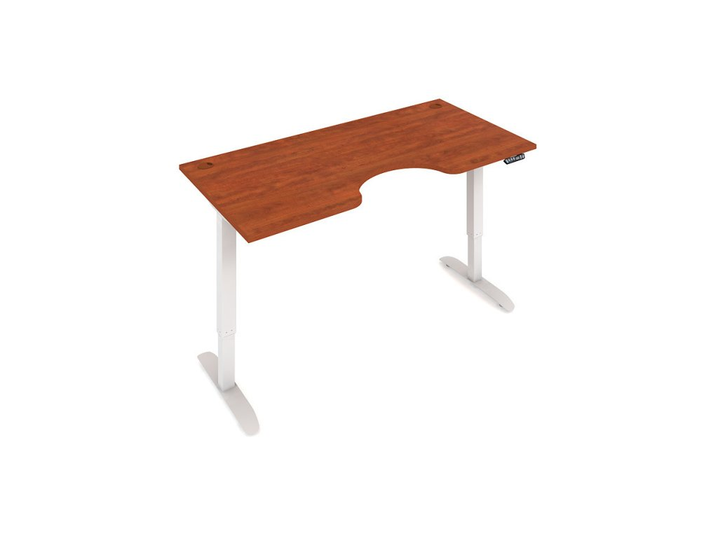 Elektr. nastavitelný stůl 160x90 s pamětí - HOBIS ERGO MOTION MSE 2M 1600