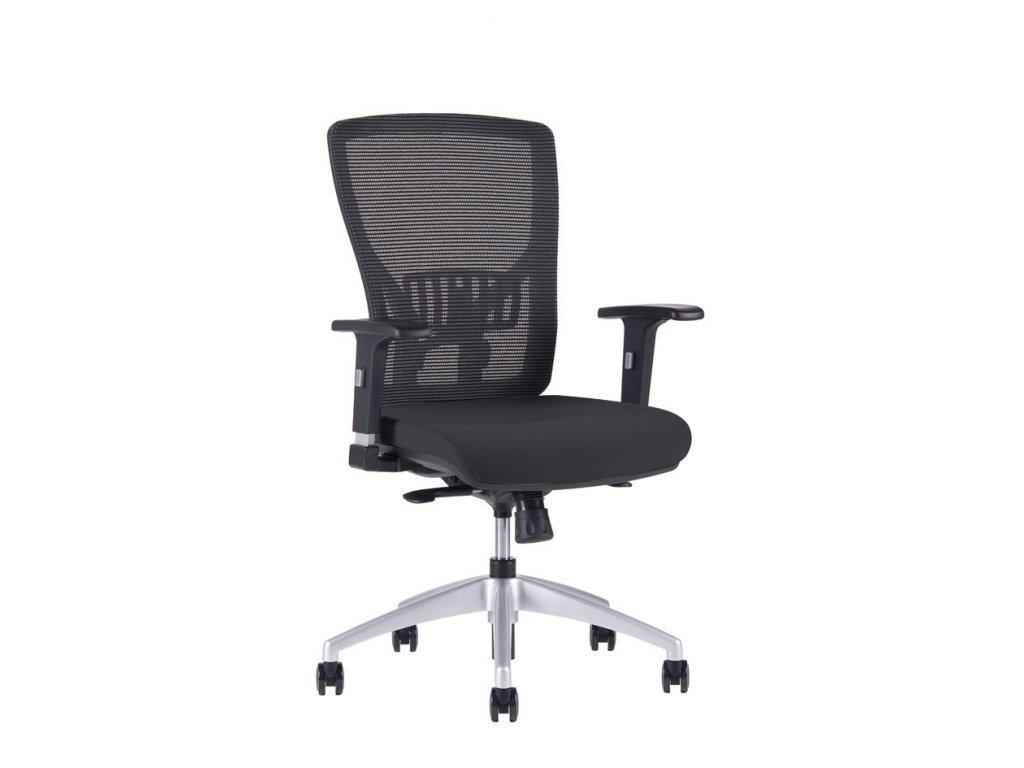 Kancelářská židle HALIA MESH bez podhlavníku