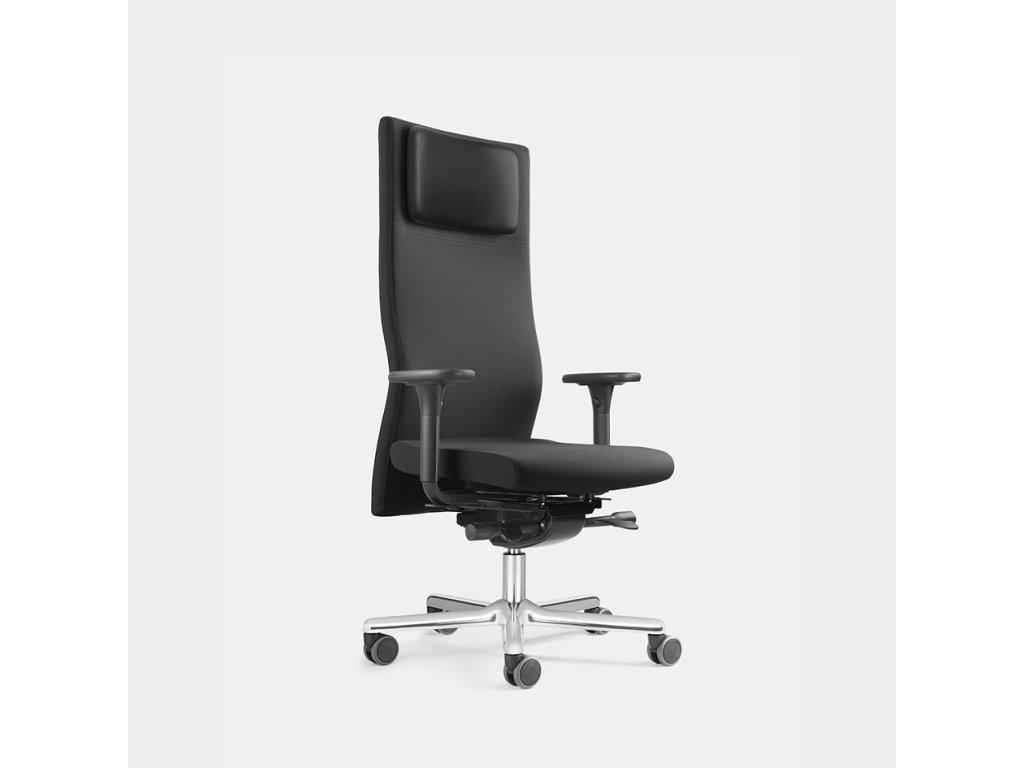 Zdravotní balanční židle LEZGO LG 7K s podhlavníkem