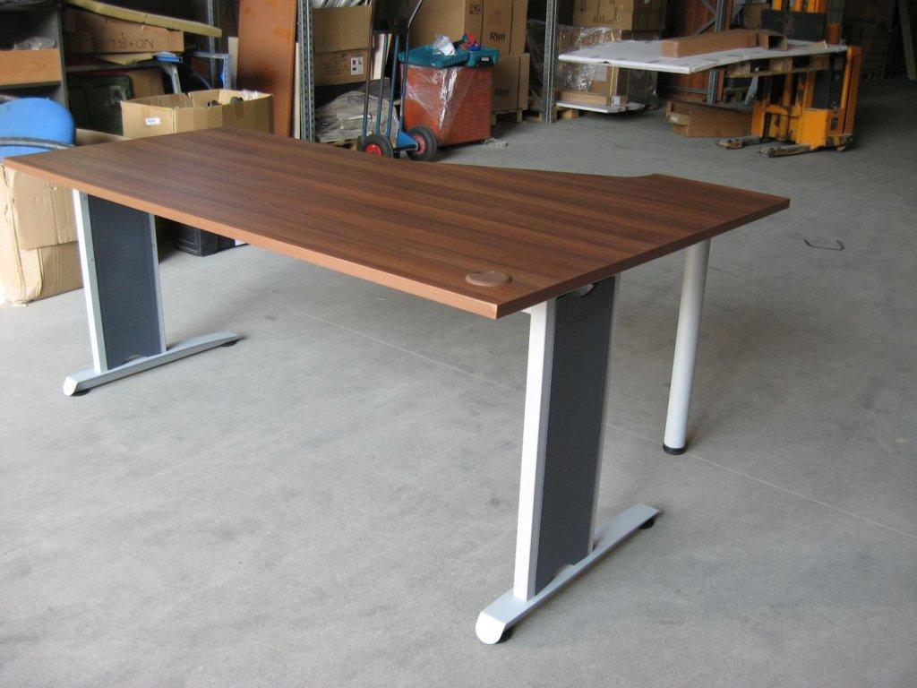 Stůl ergo lomený pravý 180 cm