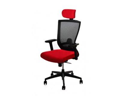 Kancelářská židle PRON s opěrákem