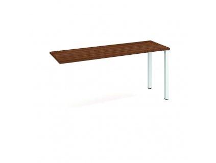 Stůl pracovní řetězící rovný 160 cm hl. 60 cm - Hobis Uni UE 1600 R