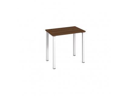 Stůl pracovní rovný 80 cm hl. 60 cm - Hobis Uni UE 800
